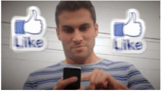 Hoe vaak posten op Facebook