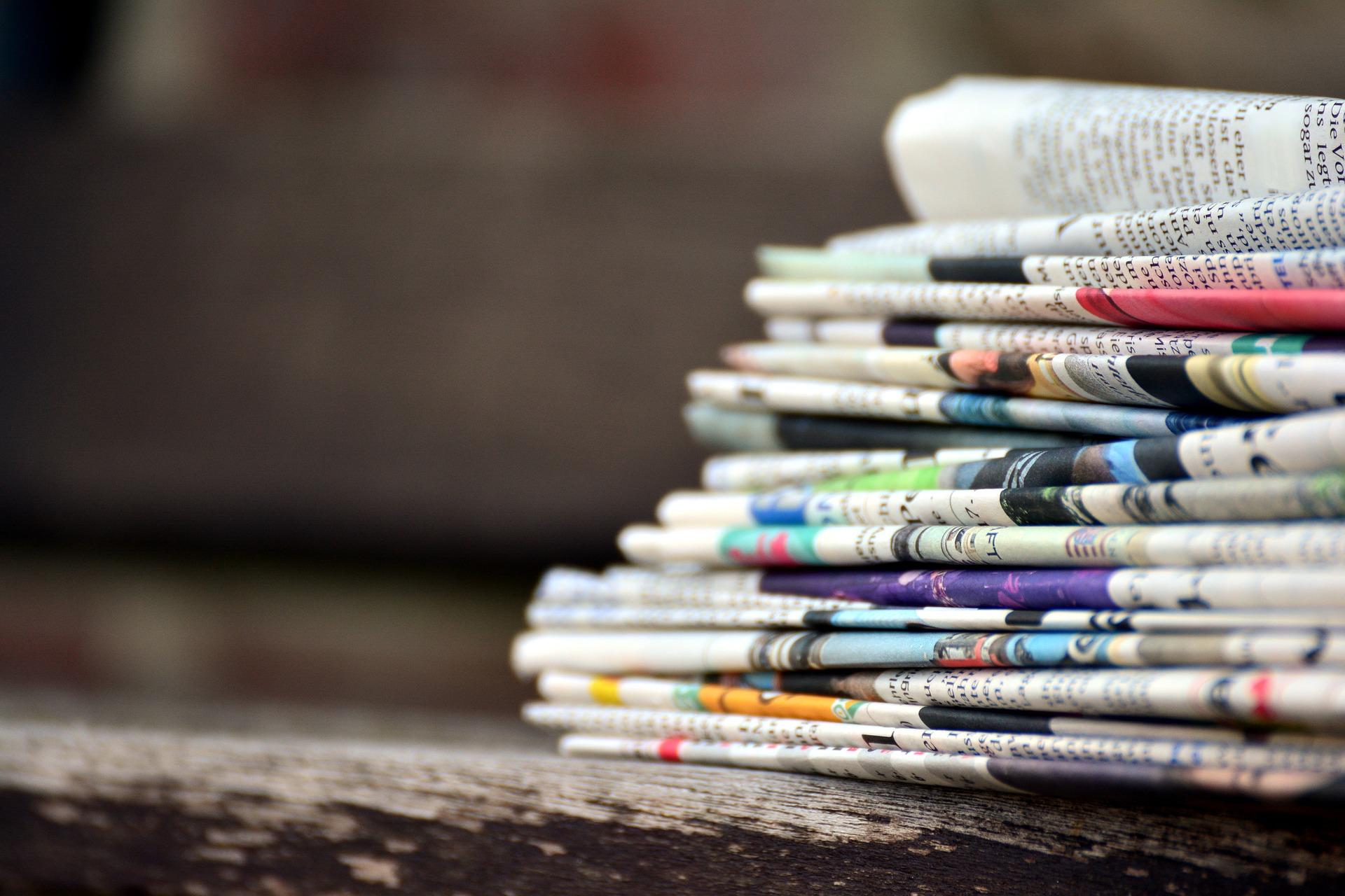 Newspapers 3488861 1920
