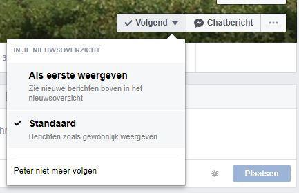FB Tijdslijn