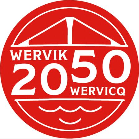 Logo Wervik 2050